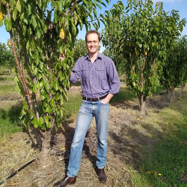 Tom Eastlake, President, Cherry Growers Australia